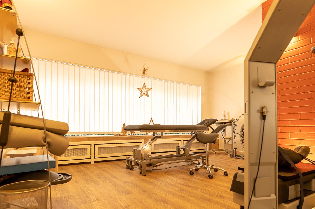 Physiotherapie Heinrichs - Raum 2